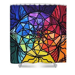 The Catcher Shower Curtain by Teal Eye  Print Store