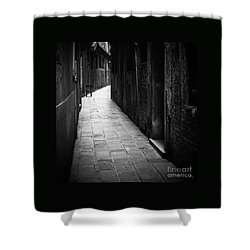 The Chair Shower Curtain by Prints of Italy