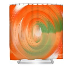 Tricolor Shower Curtain