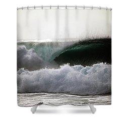 The Crash Shower Curtain