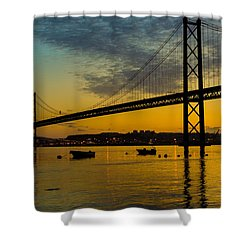 The Dawn Of Day I Shower Curtain