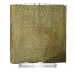 The Dog Shower Curtain by Goya