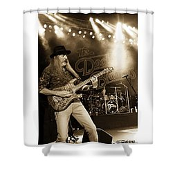 The Doobie Brothers Shower Curtain