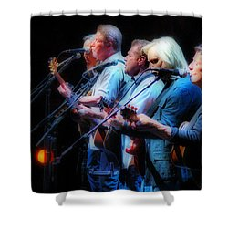The Eagles Inline Shower Curtain