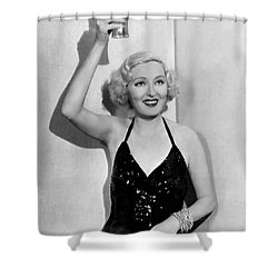 The End Of Prohibition Shower Curtain by Underwood Archives