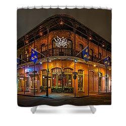 The French Quarter Shower Curtain