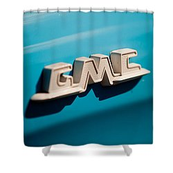 The Gmc Shower Curtain