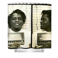 The Godfather Of Soul Shower Curtain