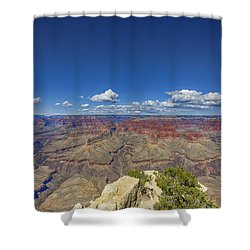 The Grand Canyon--another Look Shower Curtain by Angela A Stanton