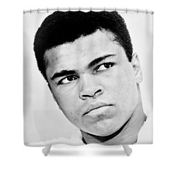 The Greatest Shower Curtain by Benjamin Yeager