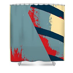 The Guggenheim In Hope Shower Curtain by Rob Hans