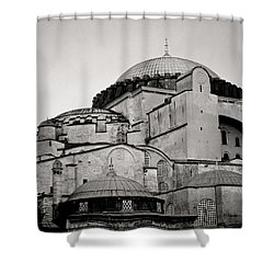 The Hagia Sophia Shower Curtain