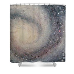 The Heavens Declare Your Glory Shower Curtain