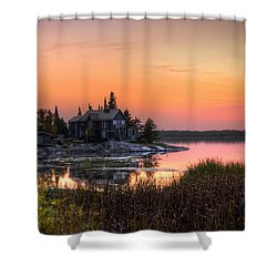 The Hide Away Shower Curtain