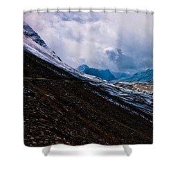 The Himalayan Beauty Shower Curtain