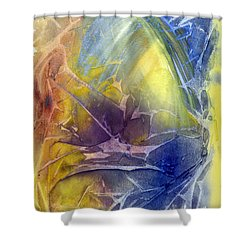The Ins And Outs Of Thought Shower Curtain