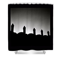 Timeless Inspiration Shower Curtain