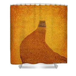 The Journey Pathway Minimalism Shower Curtain