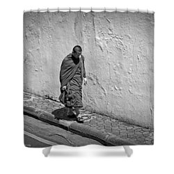 Shower Curtain featuring the photograph The Journey  by Lucinda Walter