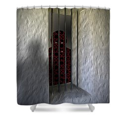 The Judged Shower Curtain