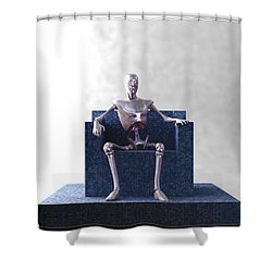 The King Maker... Shower Curtain