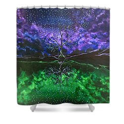 The Last Song Shower Curtain