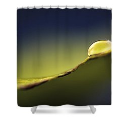 The Light Inside..  Let It Glow Shower Curtain