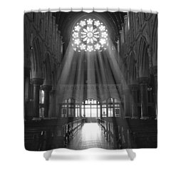 The Light - Ireland Shower Curtain