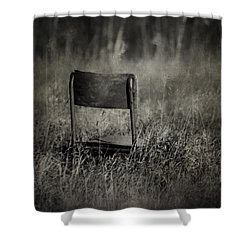 The Listening Wind  Shower Curtain