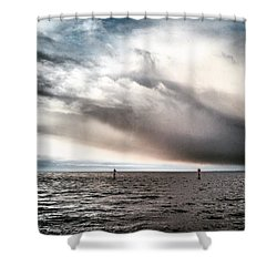 The Loch Shower Curtain
