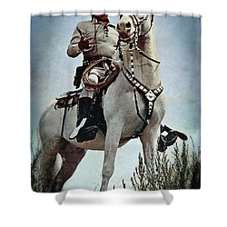 The Lone Ranger Shower Curtain