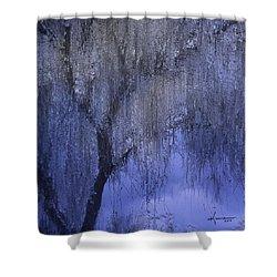 The Magic Tree Shower Curtain by Kume Bryant