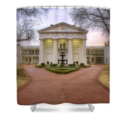 The Old State House - Little Rock - Arkansas Shower Curtain