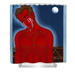 The Passion Of Matthew Shepard 096 Shower Curtain