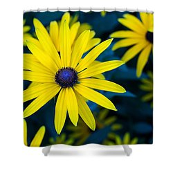 The Perennial Petal Shower Curtain