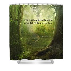 The Princess Bride - Rotten Miracles Shower Curtain