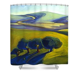 The Promise 2 Shower Curtain