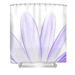 The Purple In Your Soul Shower Curtain