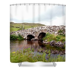 The Quiet Man Bridge Shower Curtain
