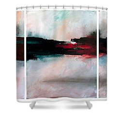 The River Tethys Shower Curtain