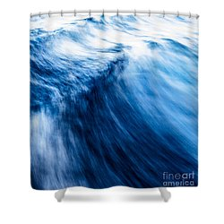 The Roar Of The Sea Shower Curtain