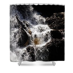 The Rush Shower Curtain