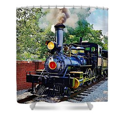 The Rxr At Greefield Village Shower Curtain