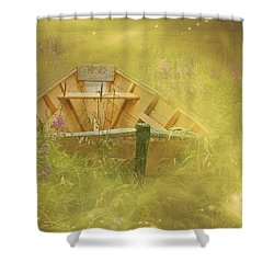 The Sea Of Dreams... Shower Curtain
