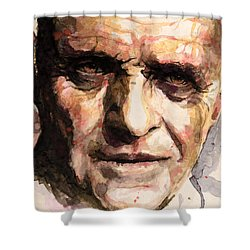 The Silence Of The Lambs Shower Curtain