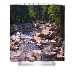 Shower Curtain featuring the photograph The Sound Of Silence by Dany Lison