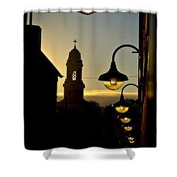 The St. Paul Church Shower Curtain