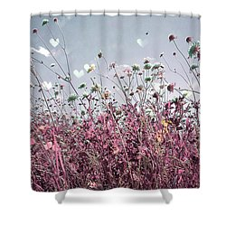 The Stranger In Love  Shower Curtain