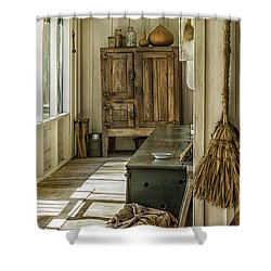 The Sun Room Shower Curtain by Lynn Palmer