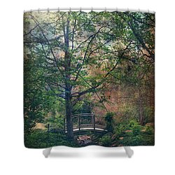 The Sweet Hereafter Shower Curtain by Laurie Search